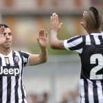 Juventus vs Aygreville - Amichevole Ritiro estivo 2013/2014