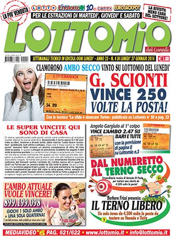 Estrazione lotto del 28 gennaio 2014 su lottomio trovi i for Abbellimento del lotto d angolo
