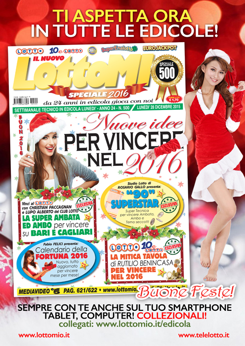 pubblicità Natale 2015 Lottomio rid