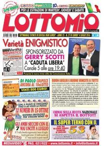 Lottomio del Lunedi n.27