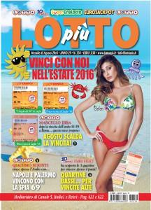Lottopiu Agosto 2016