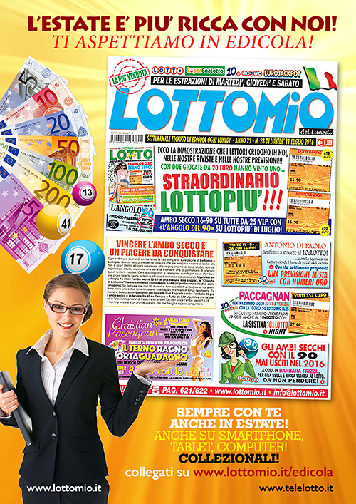 pubblicità ESTATE 2016 Lottomio rid
