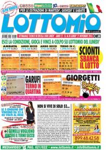 Lottomio del Lunedì n.46