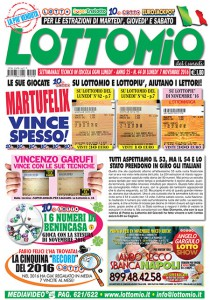 Lottomio Lunedì 44
