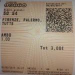 GARUFI - VINTO AMBO SECCO 50.54 TT 3C
