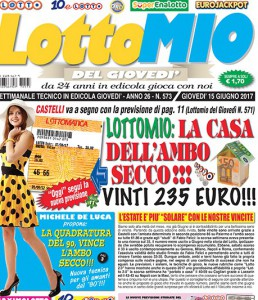 Lottomio del Giovedì n. 573