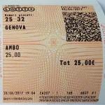MAXIMOLOTTO - SECONDO SCONTR DA 6.250 EURO