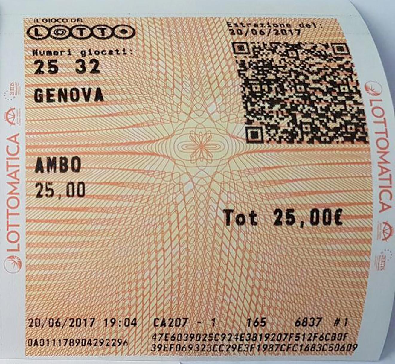 Lottomatica Calcolo Vincite 10 E Lotto Casa Da Vinci Desio