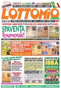 Lottomio del Lunedì n. 34