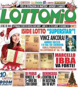Lottomio del Lunedì n. 49