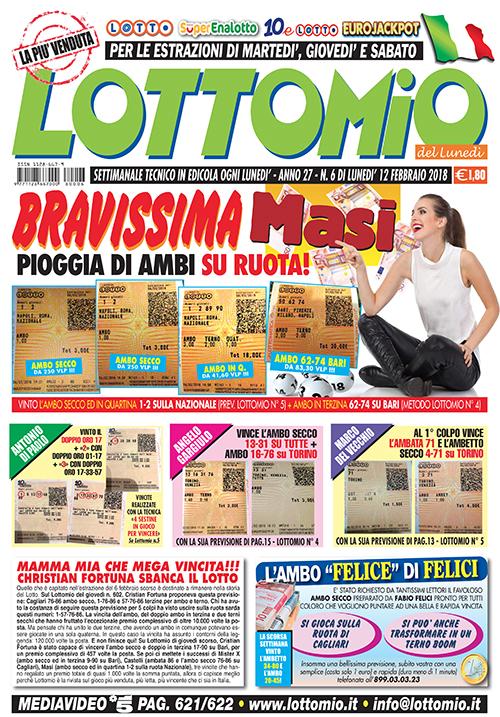 Lottomio del Lunedì n. 05
