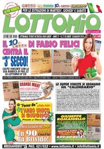 Lottomio del Lunedì n. 21