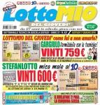 Lottomio del Giovedì n. 621
