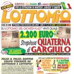 Lottomio del Lunedì n. 31