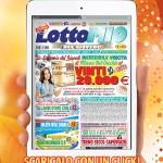 Tablet con Lottomio