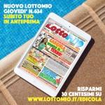 iPad Lottomio G 634