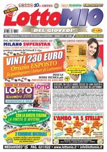 Lottomio del Giovedì n. 640