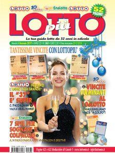 Lottopiù Gennaio 2019