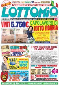 Lottomio Lunedì n. 3 2019