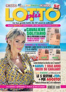 Lottopiù Agosto 2019